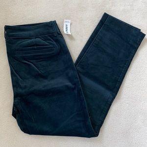 Old Navy Velour Pixie Pants